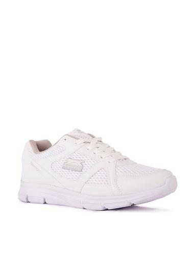 Slazenger Slazenger PERA Koşu & Yürüyüş Erkek Ayakkabı Haki Beyaz